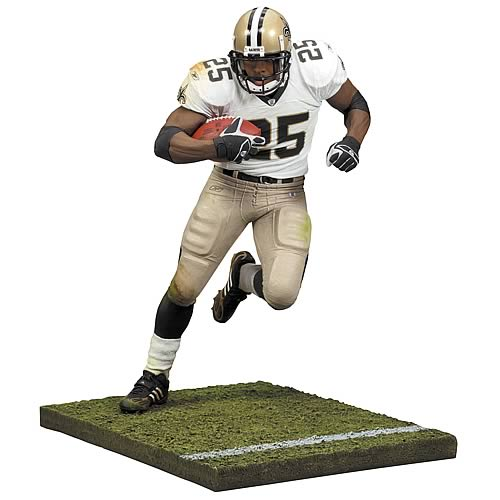 NFL 2008 Wave 1 Reggie Bush 2 Action Figure