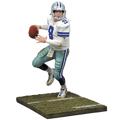 NFL 2008 Wave 1 Tony Romo 2 Action Figure