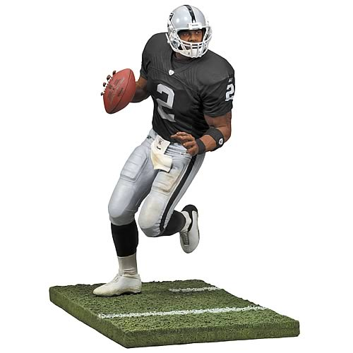 NFL 2008 Wave 1 JaMarcus Russell Action Figure