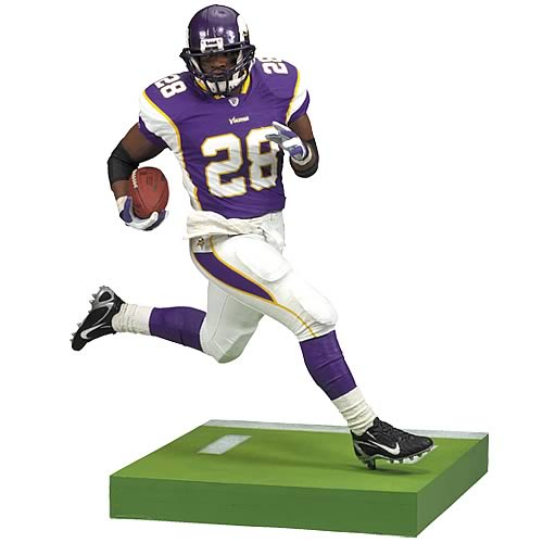 NFL 2008 Wave 2 Adrian Peterson Action Figure