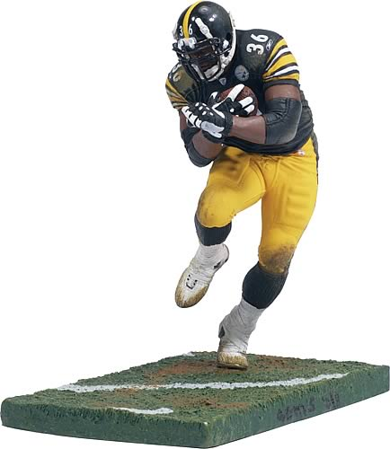 Jerome Bettis 12-inch Figure