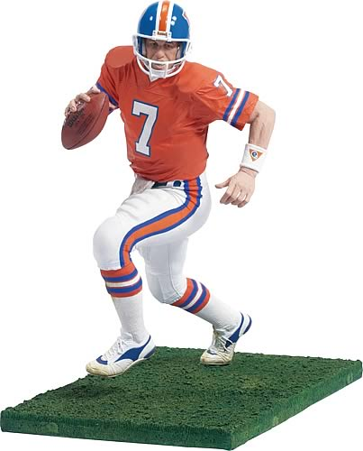 John Elway 12-inch NFL Legends Figure