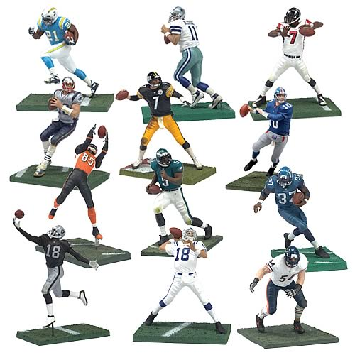 NFL 3-Inch Action Figure Series 1 Case