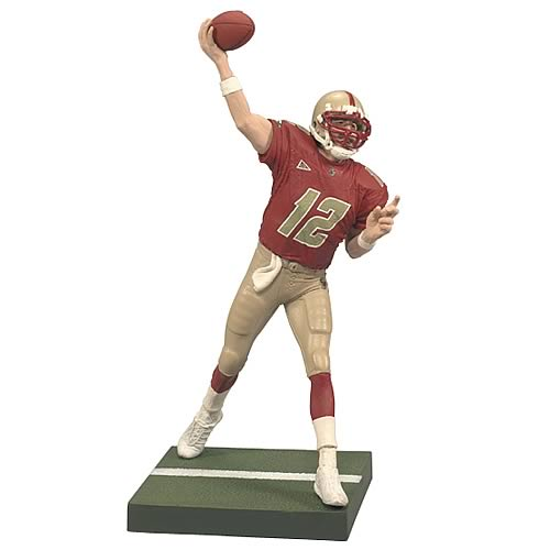 NCAA College Football Series 2 Matt Ryan Figure