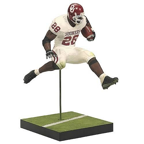 NCAA Football Series 3 Adrian Peterson 2 Action Figure