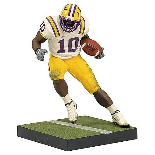 NCAA College Football Series 3 Joseph Addai Action Figure