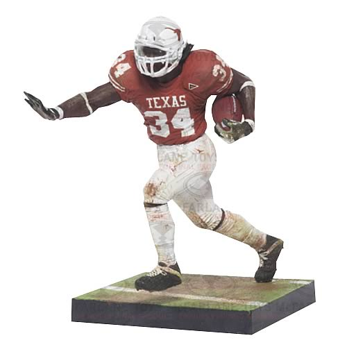 NCAA College Football Ricky Williams Action Figure