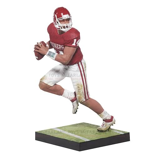 NCAA College Football Sam Bradford Action Figure