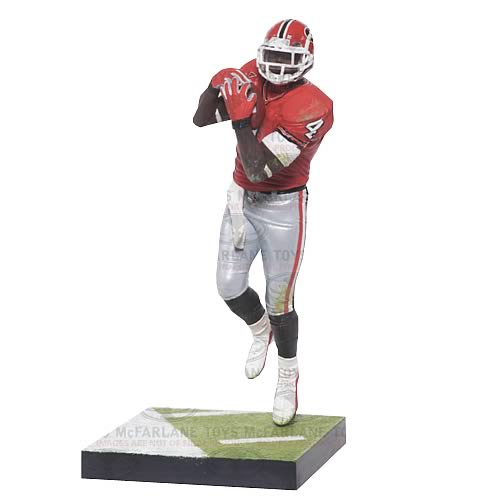 NCAA College Football Champ Bailey Action Figure
