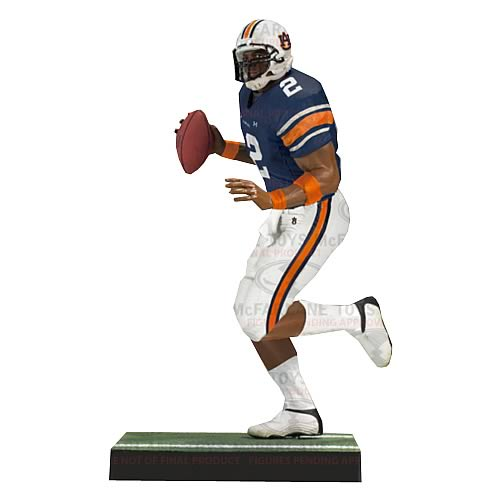 NCAA College Football Cam Newton Action Figure