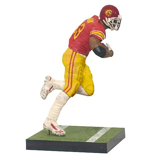 NCAA College Football Marcus Allen Action Figure