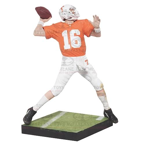 NCAA College Football Peyton Manning 2 Action Figure