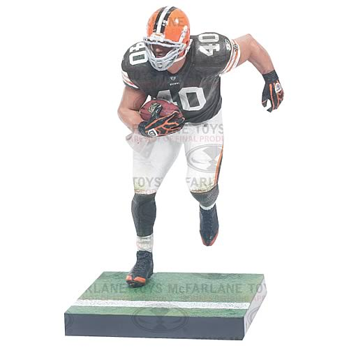 NFL Series 28 Peyton Hillis Action Figure