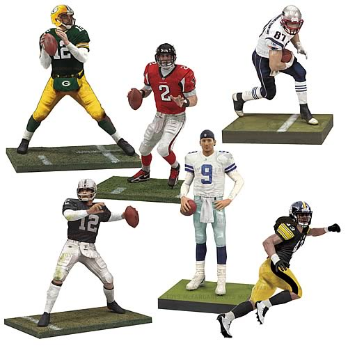 NFL Series 29 Action Figure Case
