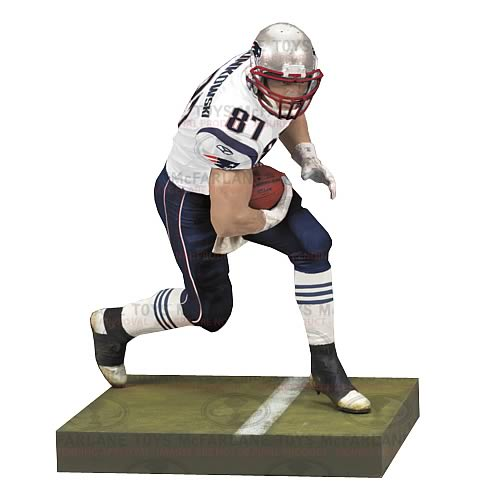 NFL Series 29 Rob Gronkowski Action Figure