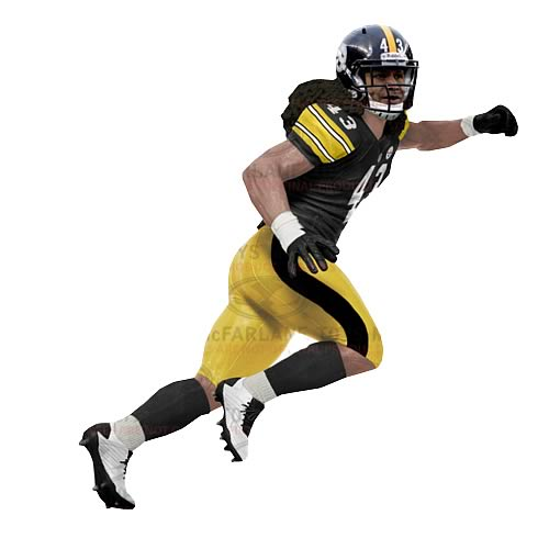 NFL Series 29 Troy Polamalu Action Figure