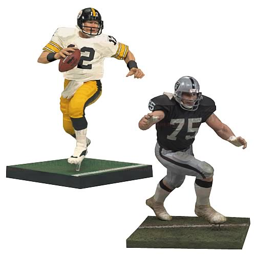 NFL Terry Bradshaw and Howie Long Figure 2-Pack
