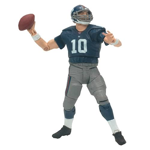 NFL PlayMakers Series 3 Eli Manning Action Figure