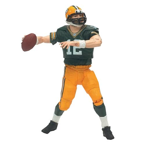 NFL PlayMakers Series 3 Aaron Rodgers Action Figure