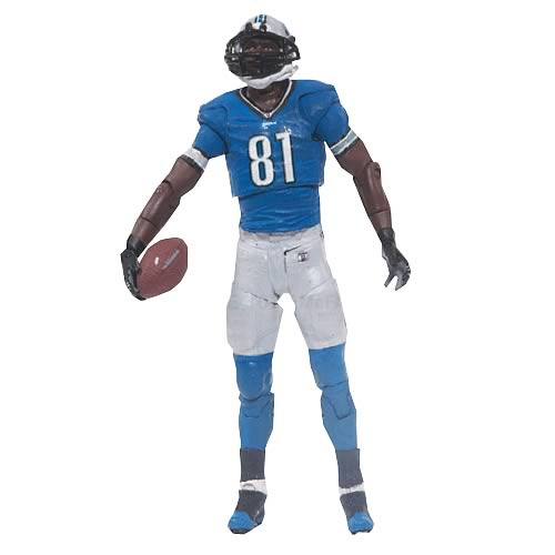 NFL PlayMakers Series 3 Calvin Johnson Action Figure