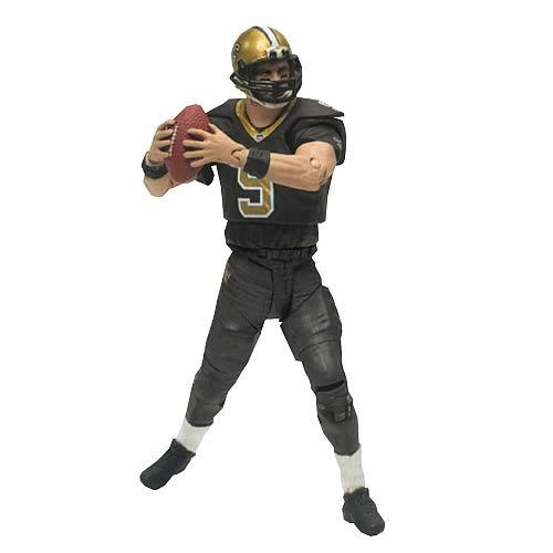 NFL PlayMakers Series 3 Drew Brees Action Figure