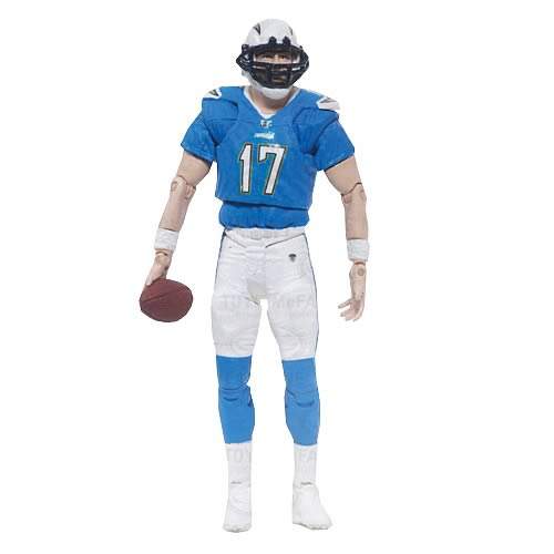 NFL PlayMakers Series 3 Philip Rivers Action Figure
