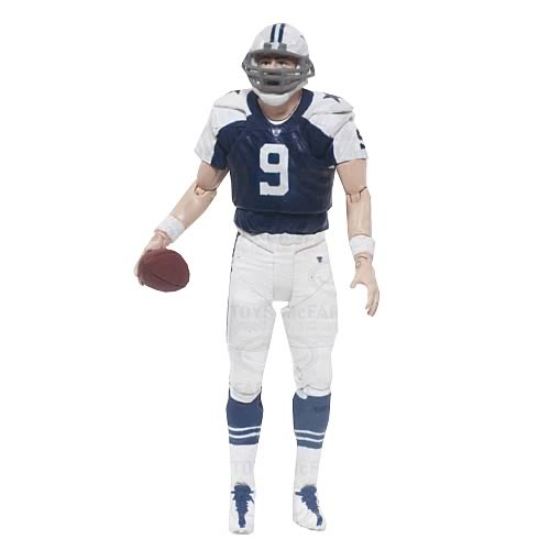 NFL PlayMakers Series 3 Tony Romo Action Figure