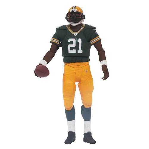NFL PlayMakers Series 3 Charles Woodson Action Figure