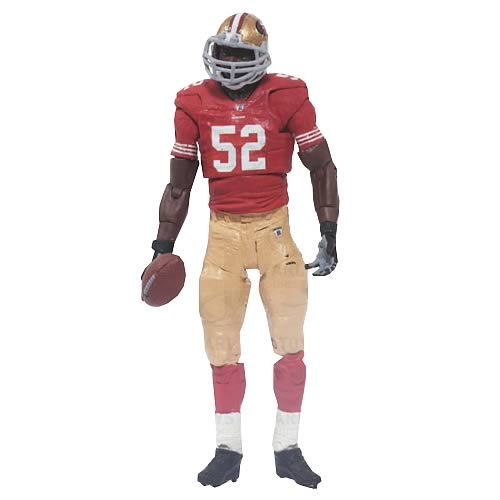 NFL PlayMakers Series 3 Patrick Willis Action Figure
