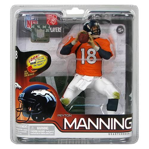 NFL Series 30 Peyton Manning 3 Action Figure