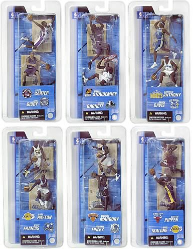 NBA 3 inch Series 2 Figures