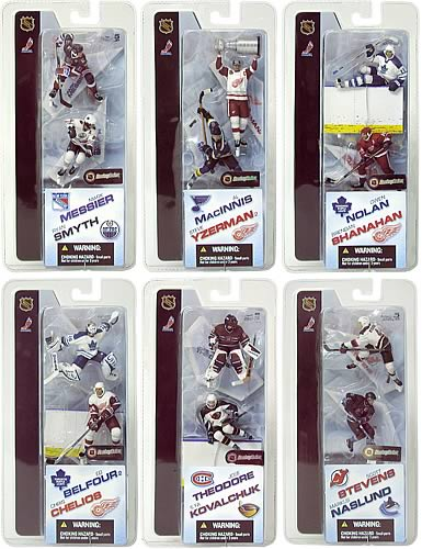 NHL 3 inch Series 2 Figures