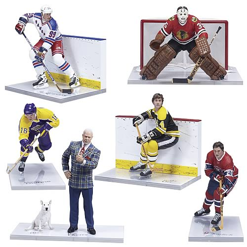 NHL Legends Series 3 Action Figure Case