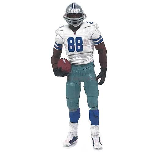 NFL Playmakers Series 4 Dez Bryant Action Figure
