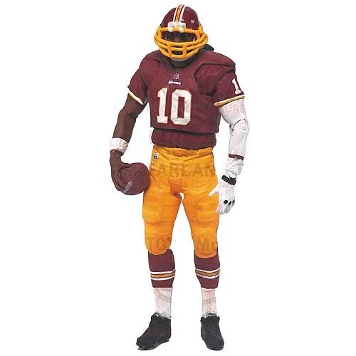 NFL Playmakers Series 4 Robert Griffin III Action Figure