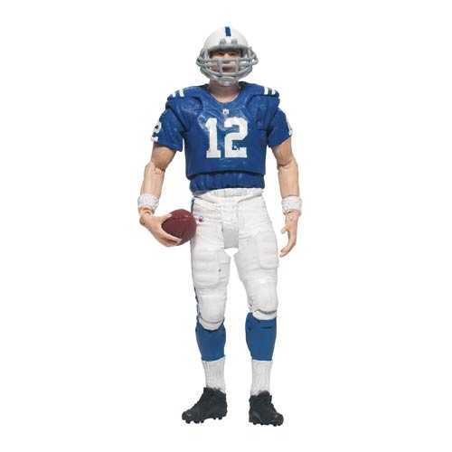 NFL Playmakers Series 4 Andrew Luck Action Figure