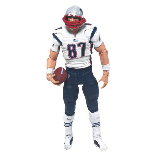 NFL Playmakers Series 4 Rob Gronkowski Action Figure