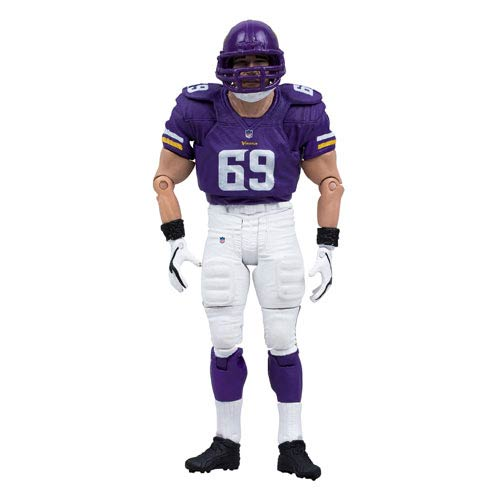 NFL Playmakers Series 4 Jared Allen Action Figure