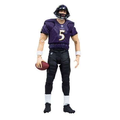 NFL Playmakers Series 4 Joe Flacco Action Figure