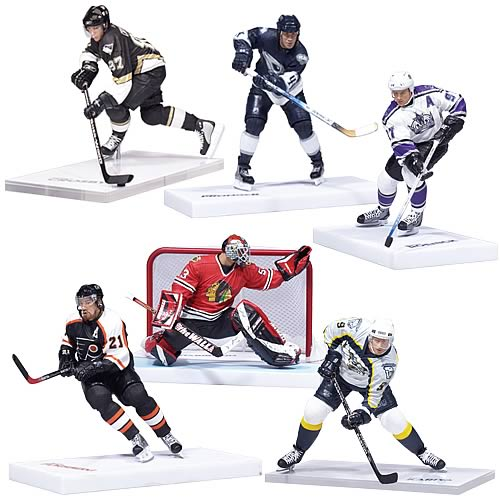 NHL Series 12 Action Figure Case