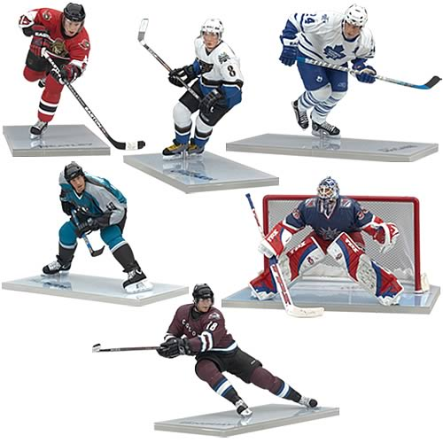 NHL Series 13 Action Figure Case