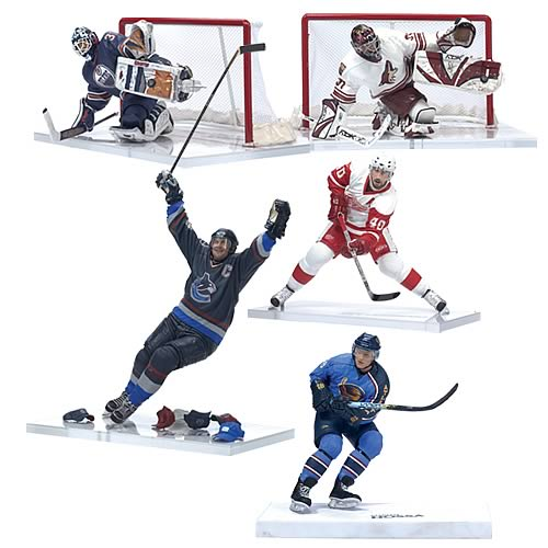NHL Series 14 Action Figure Case