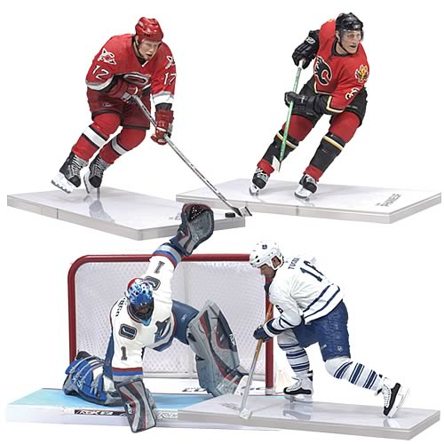 NHL Series 15 Action Figure Case