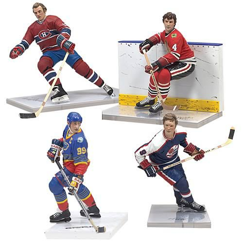 NHL Legends Series 5 Action Figure Case