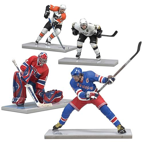 NHL Series 16 Action Figure Case
