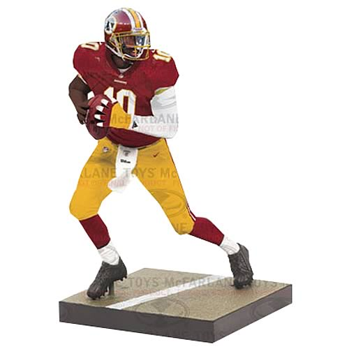 NFL Series 31 Robert Griffin III Action Figure