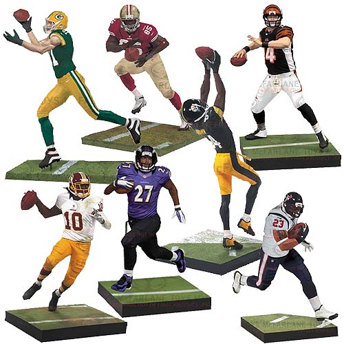 NFL Series 32 Action Figure Case