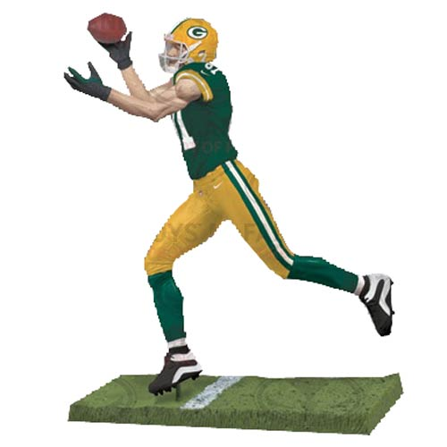 NFL Series 32 Jordy Nelson Action Figure