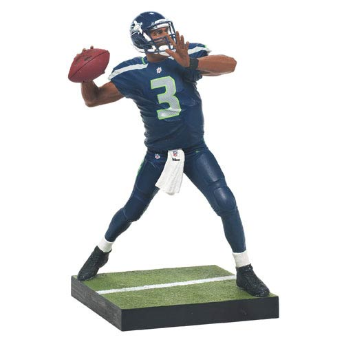 NFL Series 33 Russell Wilson Action Figure