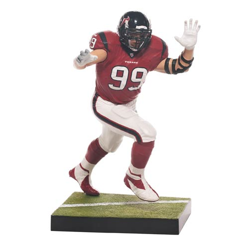 NFL Series 33 JJ Watt Action Figure